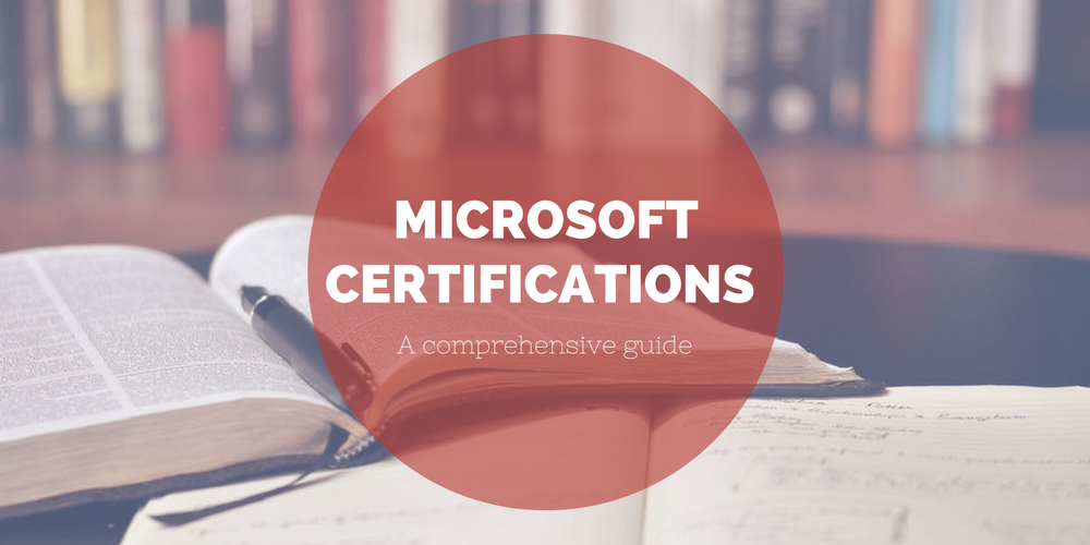 Microsoft Certification Changes What You Need To Know