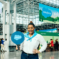 Salesforce World Tour NYC 2016