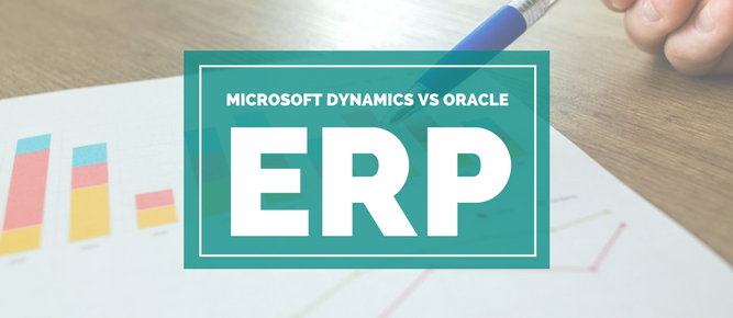 Head to head: Microsoft Dynamics vs Oracle