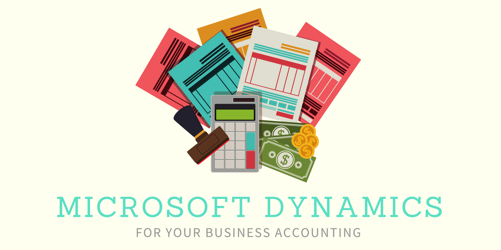 Microsoft Dynamics for your business accounting