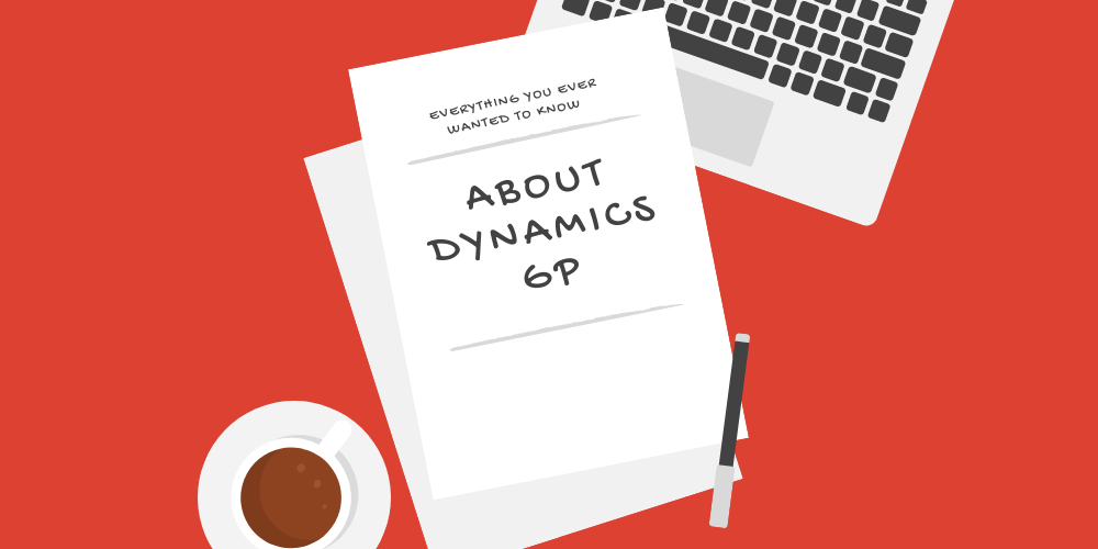 Everything you ever wanted to know about Dynamics GP | Nigel
