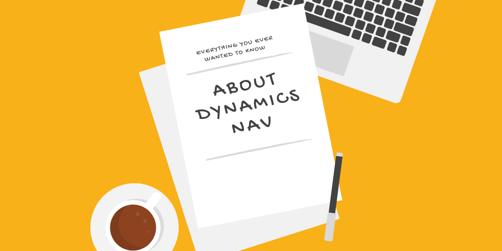 Everything you ever wanted to know about Dynamics NAV