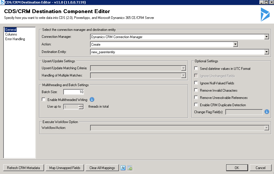 Integrating Dynamics 365 for Customer Engagement with XML