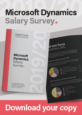 Microsoft Dynamics Salary Survey 2019